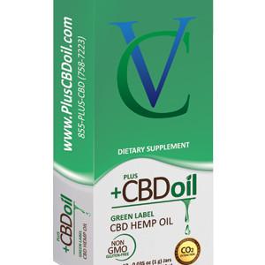 PlusCBD Oil 10g-green