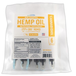 RSHO CBD Oil Gold, 60g 24%