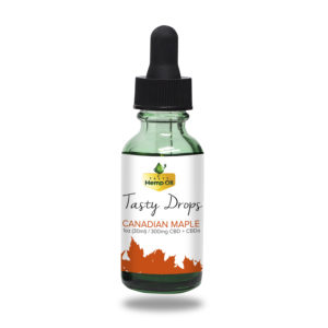 Tasty Hemp CBD Drops