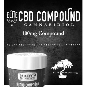 Mary's Elite CBD Compound Balm