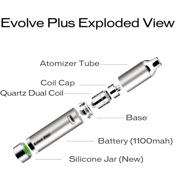 CBD Concentrate vaporizer